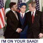 Bush, Mush, Saad