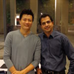 With Jorge Cham