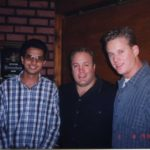 With Kevin James